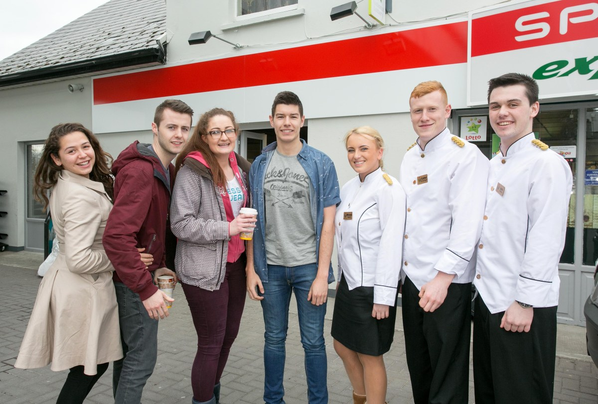 GALLERY Fair City star visits Bunratty