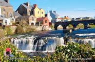 The Cascades at Ennistymon, County Clare. Pic Noel Pius Ball