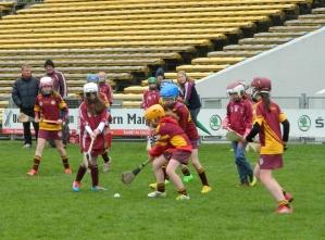 Tulla in action in Semple Stadium