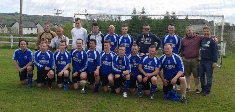 West Clare FC on Sunday