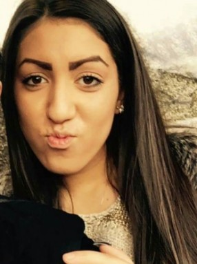 Yulissa has been missing since 2pm on Friday