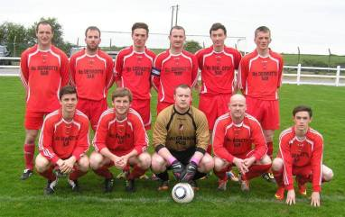 Burren United. Picture Credit: Oliver Fitzpatrick