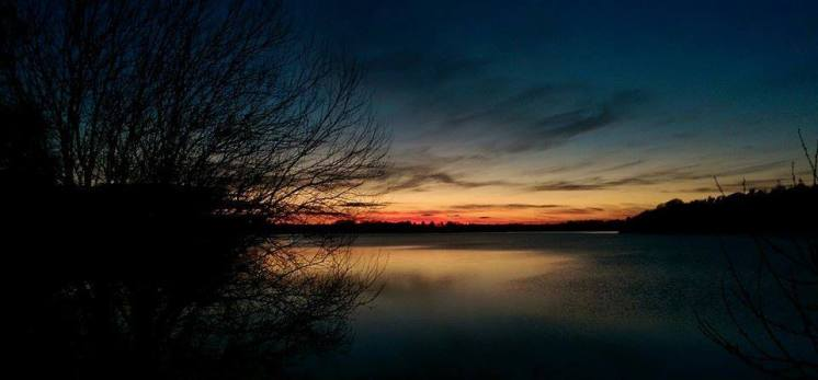 Doon Lake, Broadford. Pic Patrick Skehan