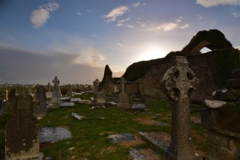 Kilmacreehy Cemetery. Pic James Feeney