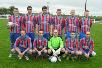 Shannon Olympic A Team. Picture Credit: Oliver Fitzpatrick