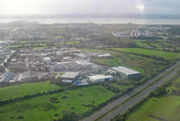 Shannon Town. Image via wikipedia